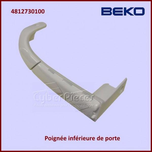 Poignée inférieure de porte Beko 4812730100