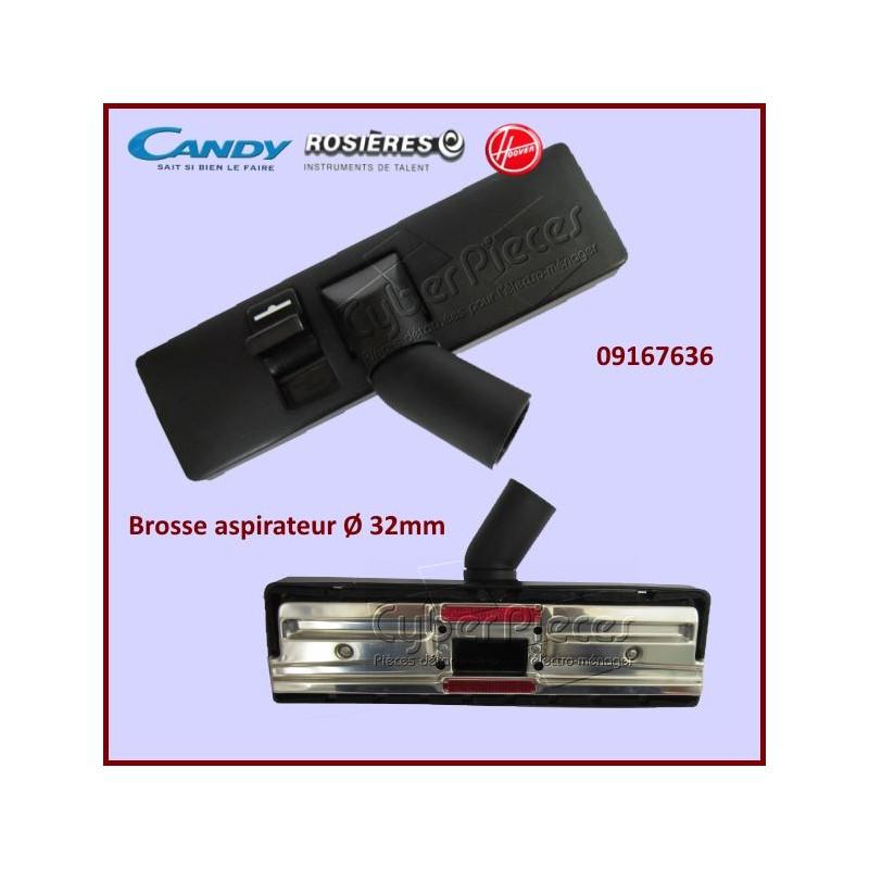 Brosse aspirateur Hoover 09167636 - Ø32mm