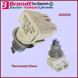Thermostat Klixon Brandt...