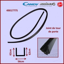 Joint de tour de porte Candy 49017775 CYB-439008