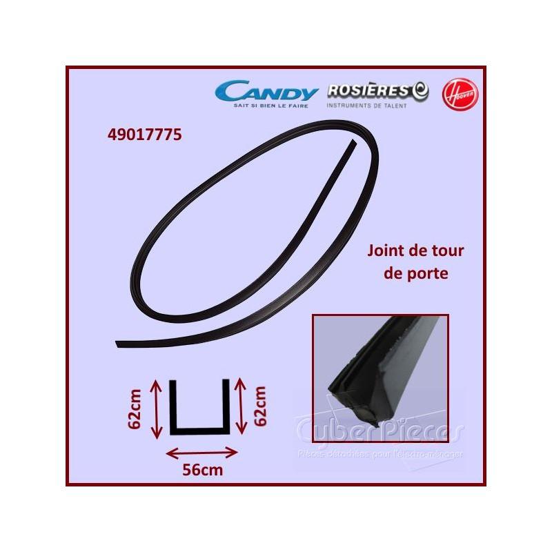 Joint de tour de porte Candy 49017775