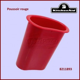 Poussoir rouge Kitchenaid...
