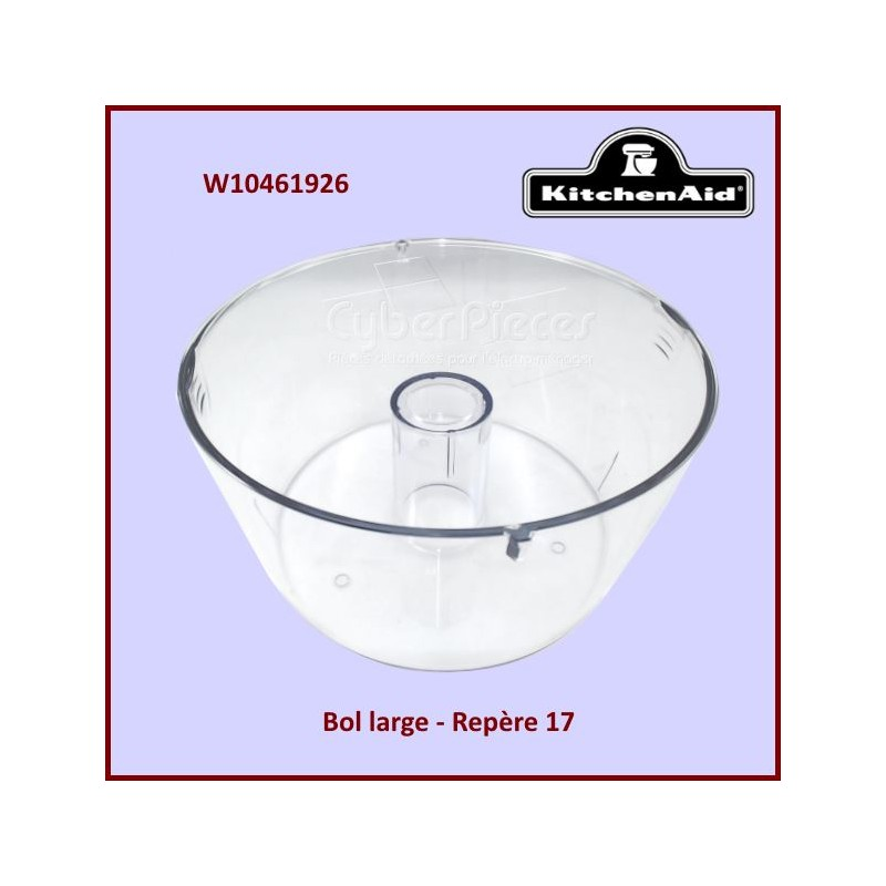 Bol large Kitchenaid W10461926
