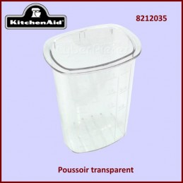 Poussoir transparent KFP79P...