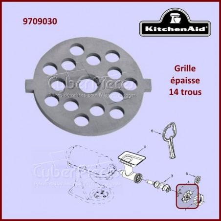 Grille Épaisse Kitchenaid FGA 9709030