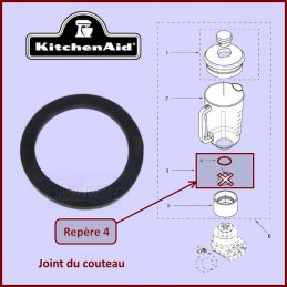 Joint du couteau KITCHENAID 9704204 CYB-353106