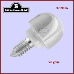 Vis grise de fixation Kitchenaid 9709196 CYB-077583