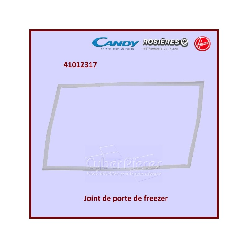 Joint de portillon freezer Candy 41012317