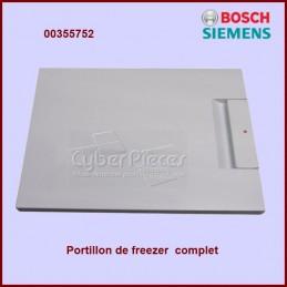 Porte du compartiment congélateur 00355752 CYB-062930