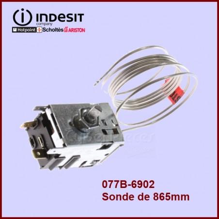 Thermostat 077B6902 - 077B6906 Indesit C00116193