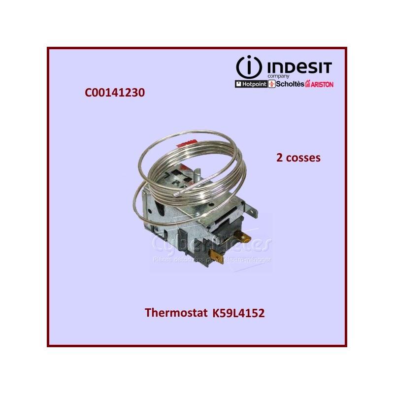 Thermostat K59L4152 Indesit C00141230