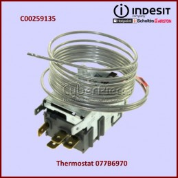 Thermostat 077B6970 INDESIT...
