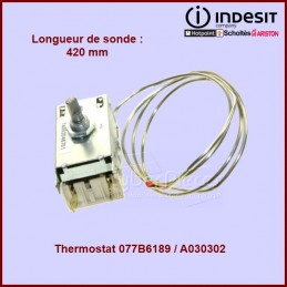 Thermostat 077-B6189 -...