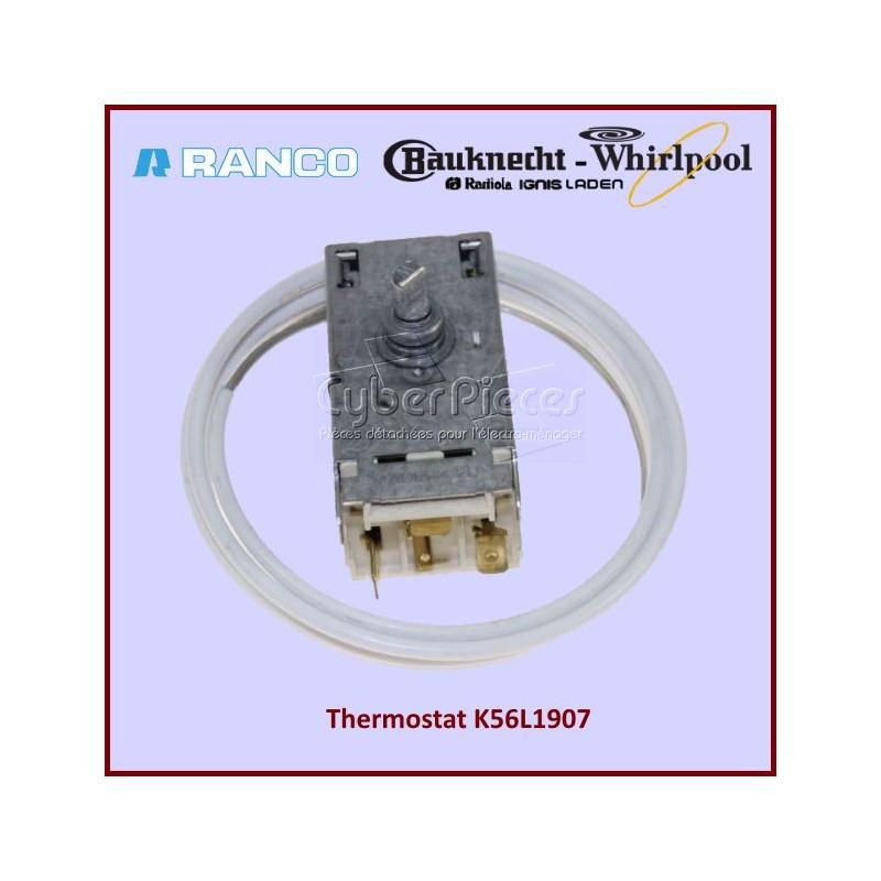 Thermostat Ranco K56L1907 Whirlpool 481227128579
