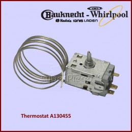 Thermostat A130455R Whirlpool 481927129047 CYB-085182