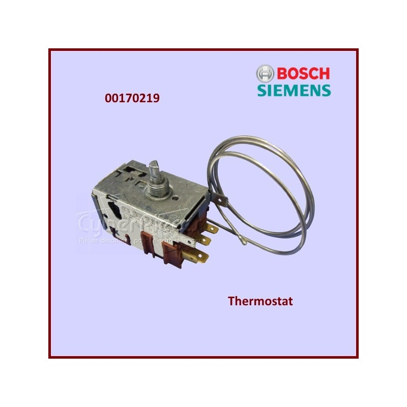 Thermostat Bosch 00170219
