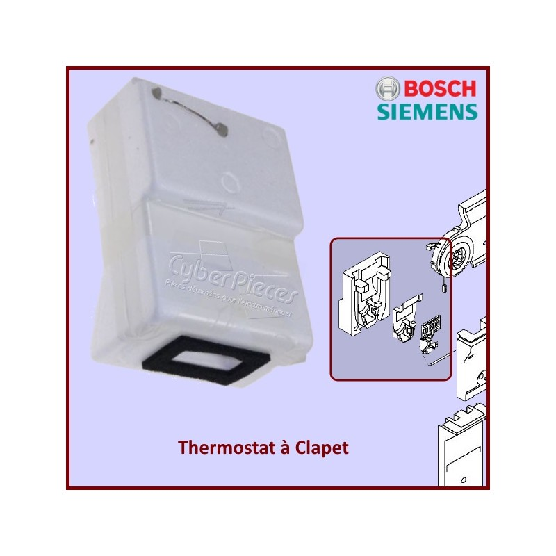 Thermostat , Clapet de Régulation 00707198