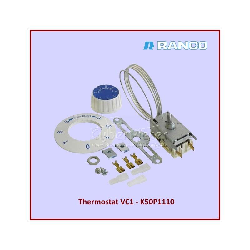Thermostat Ranco VC1 - K50P1110