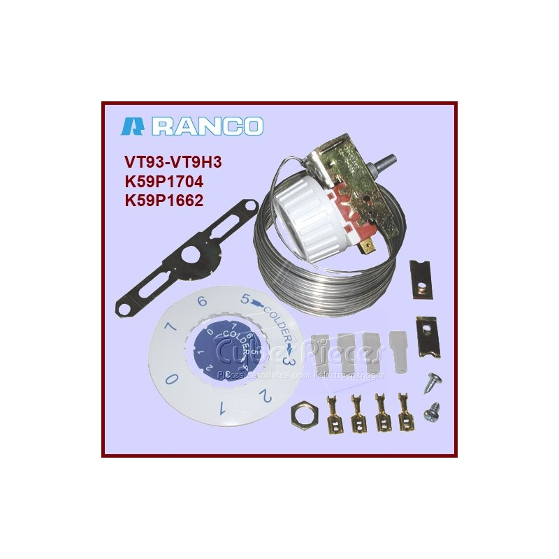 Thermostat Ranco VT93 - VT9H3