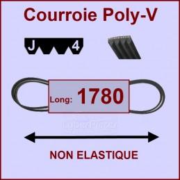 Courroie 1780J4 non élastique CYB-251686
