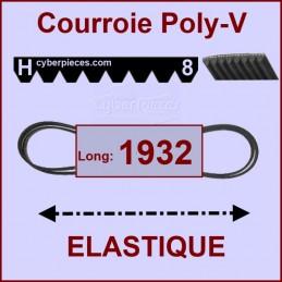 Courroie 1930/1932H7 / H8 -...