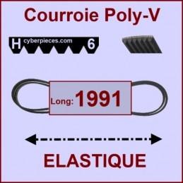 Courroie 1991H6/H8 - EL-...