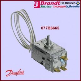 Thermostat 077B6625 Brandt 43X0879 CYB-076326