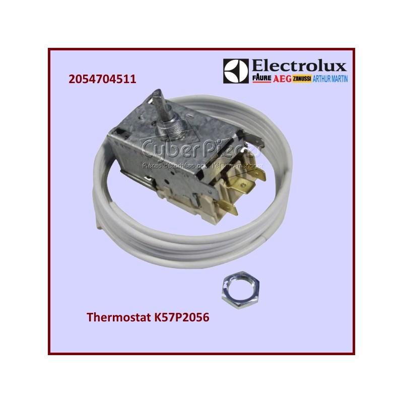 Thermostat K57P2056 Electrolux 2054704511