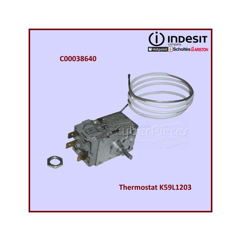 Thermostat K59L1203 Indesit C00038640