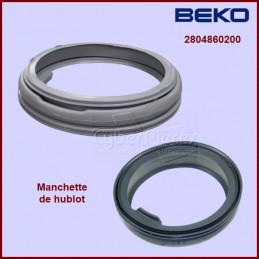Manchette de hublot Beko 2804860200 CYB-039895