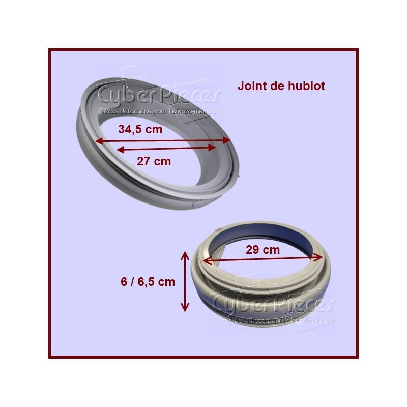 Joint de hublot 2807710200 (version Petite)