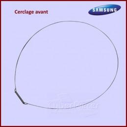 Cerclage avant de joint de hublot Samsung DC9112078A CYB-126267