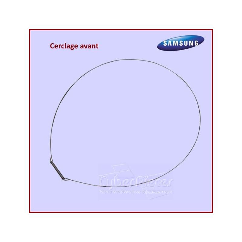 Cerclage avant de joint de hublot Samsung DC9112078A