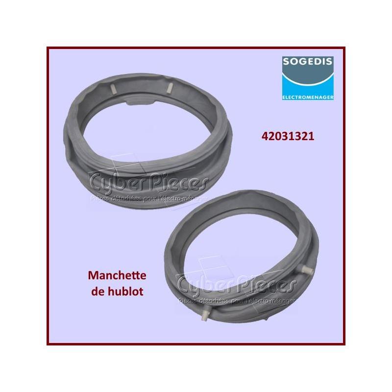 Joint de hublot Sogedis 42031321