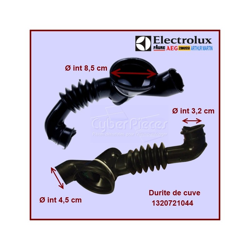 Durite Groupe Electrolux 1320721044