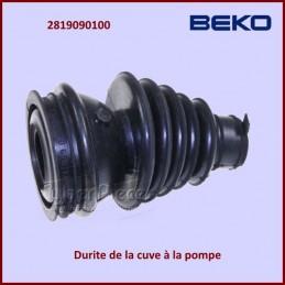 Durite de la cuve à la pompe Beko 2819090100 CYB-427036