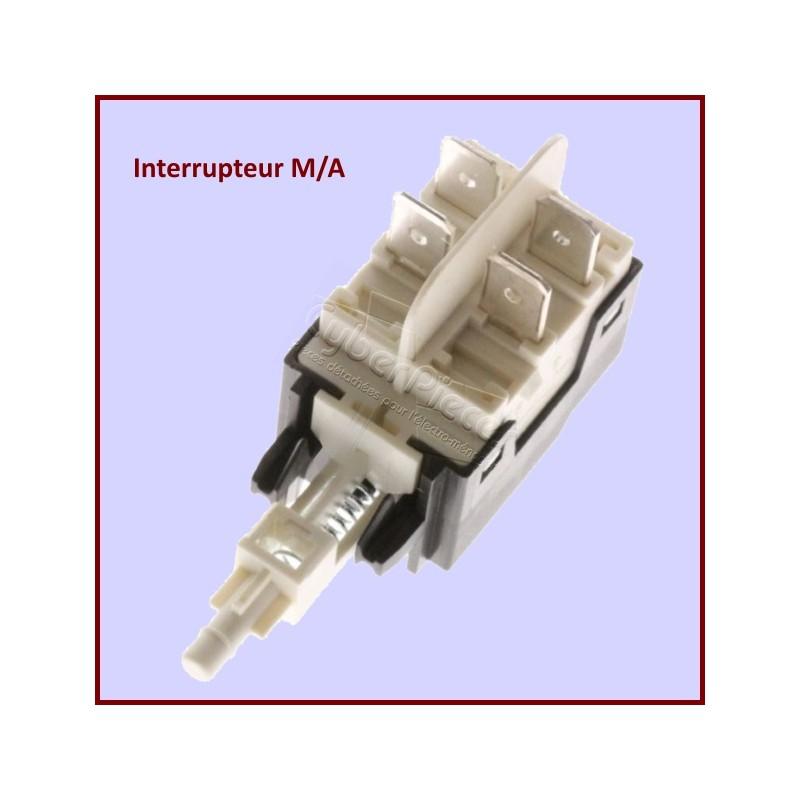 Interrupteur M/A CURTIS 34010373