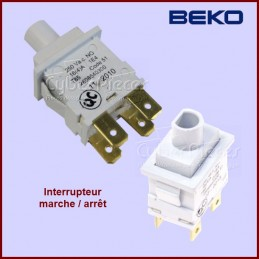 Interrupteur M/A BEKO...