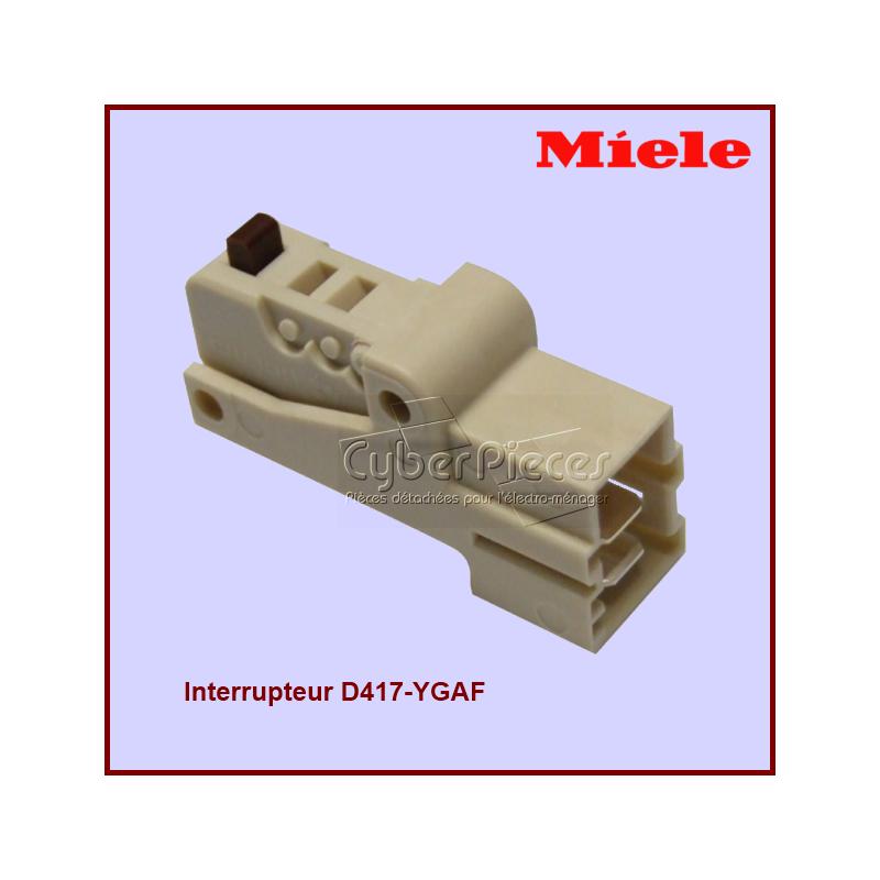 Interrupteur D417-YGAF MIELE 4240233