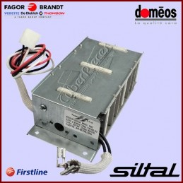 Résistance chauffage sèche Linge 2650-2750W CYB-039970