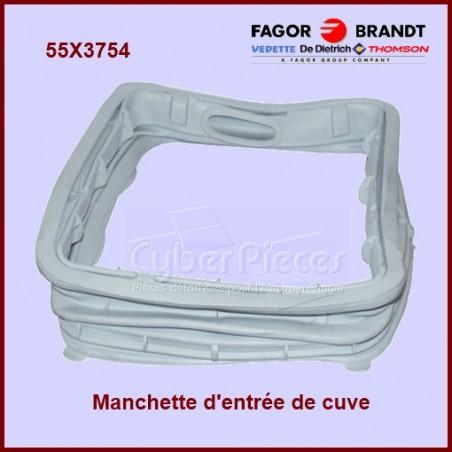 Manchette de hublot Brandt 55X3754