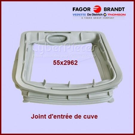 Manchette de hublot Brandt 55x2962