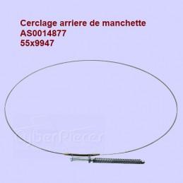 Cerclage arrière de manchette Brandt AS0014877 CYB-090865