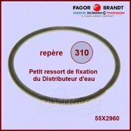 Petit ressort distributeur manchette Brandt WT3227200 CYB-091855