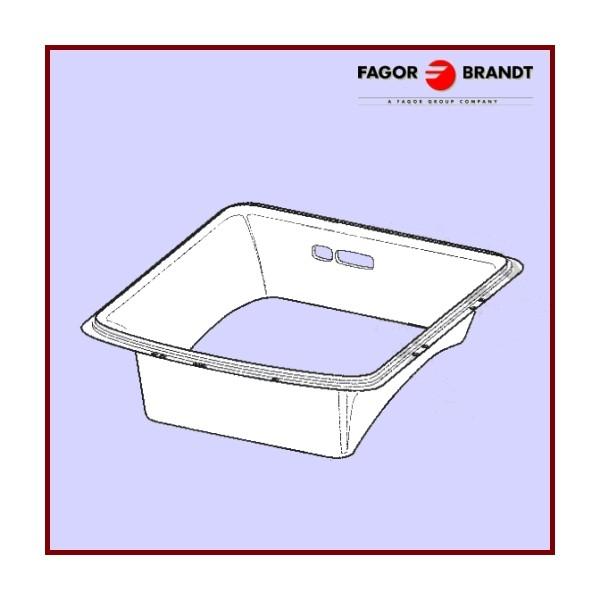 cache manchette brandt wt6105900 pour manchette joint de. Black Bedroom Furniture Sets. Home Design Ideas