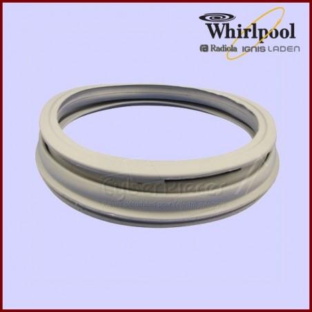 Manchette de hublot Whirlpool 481946669828
