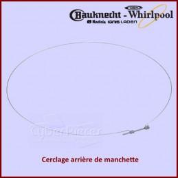 Cerclage Arrière de Manchette Whirlpool 481949238119 CYB-086264