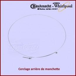 Cerclage Arrière de manchette Whirlpool 481953288054 CYB-086547