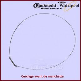 Cerclage avant de manchette Whirlpool 481990302494 CYB-086615