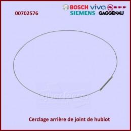 Cerclage arrière de manchette Bosch 00702576 CYB-020534